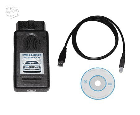 BMW Scanner 1.4 diagnostikos kabelis OBD