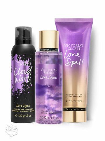Victoria's Secret dušo geliai