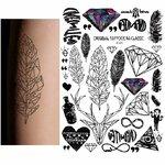 """Laikina tatuiruotė """"Dreams"""""""