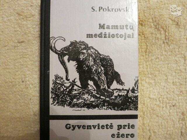 Mamutų medžiotojai. S.Pokrovskis.