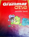 """New edition grammar one"" Jennifer Seidl"