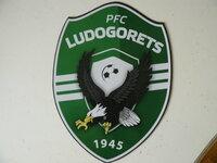 *** Futbolo klubas PFC LUDOGORETS (Bulgarija) herbas ant