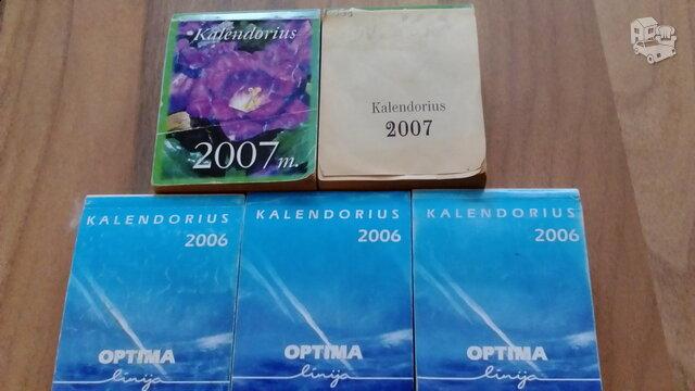 Kalendorius-2006m.