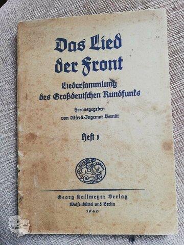 Ww2 vokiska knygute