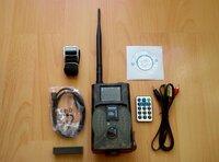 Nauja naktinė ir dieninė 12mps HD medžioklinė saugumo kamera