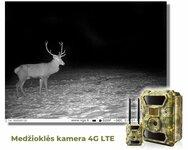 Medžioklės, žvėrių stebėjimo kamera