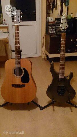 Gitarų pirkimas Vilniuje