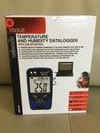 Dregmes temperaturos matavimo prietaisas