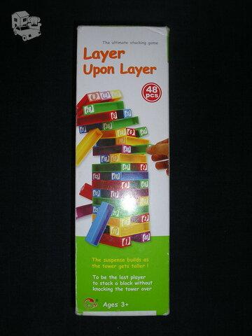 Žaidimas konstruktorius su blokeliais