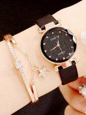 Laikrodis Gaiety, su apyranke arba be jos