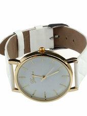 Baltas laikrodis Geneva