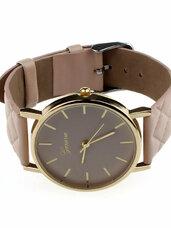 Kūno spalvos laikrodis Geneva