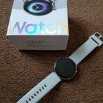 Samsung Galaxy Watch Active ismanus laikrodis, tvarkingas su