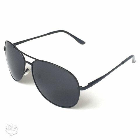 Nauji juodo rėmo ir juodo stiklo akiniai