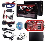 KESS V2 OBD2 Chipavimo programatorius RED version Master V5.017
