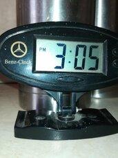 Mercedes Benz laikrodis