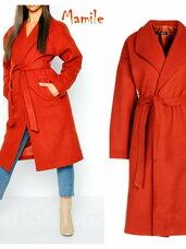 Elegantiškis, Itališki Terakota spalvos paltai