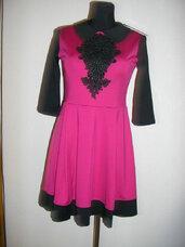 Tobula, nuostabi, tampri, nauja suknelė 3/4 rankovėmis