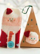 """Kalėdinės šiltos kojinės """"Santa Claus"""""""