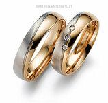 Rankų darbo vestuviniai žiedai gamintojo kainomis