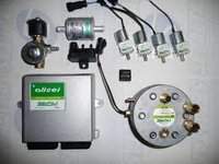 Automobilių dujų įrangos remonto ir montavimo darbai