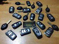 BMW raktu programavimas pririsimas