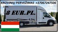 ŠIANDIEN važiuojam Lietuva – Vengrija !