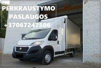 Pervežame krovinius Alytus-Lazdijai-Alytus, bei visoje Lietuvoje