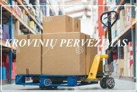 Pervežame krovinius Alytus-Prienai-Alytus, bei visoje Lietuvoje.