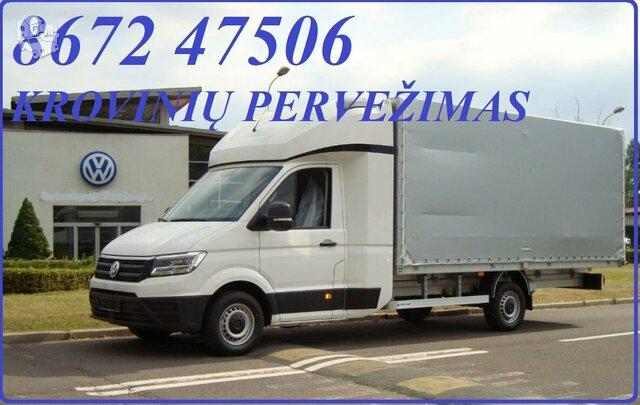 Voris- krovinių gabenimo paslaugas teikianti įmonė.