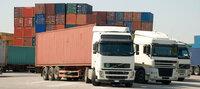 Jūrinių konteinerių gabenimas autotransportu