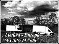 Patikimas tiesioginių krovinių pristatymas visoje Europoje.