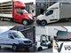 Valymo, plovimo įrangos pervežimai ( Lietuva - Europa - Lietuva)