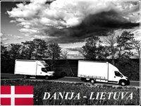 25d./26d. Lietuva - DANIJA  - Lietuva !