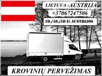 03d./04d./05d. - IŠ Austrijos Į Lietuvą