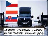 ČEKIJA / LENKIJA / SLOVAKIJA