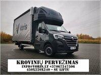 Privatus krovinių pervežimas +37067247506 Lithuania - Europe -