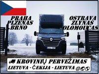 Lietuva -- Čekija -- Lietuva ( CZ )