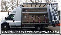 Antikvarinių daiktų gabenimas LIETUVA-EUROPA-LIETUVA
