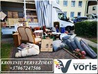 Perkraustome įmones bei gyventojus LIETUVA-EUROPA-LIETUVA