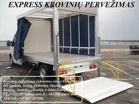 Transporto Paslaugos įmonėms, vykstančioms į užsienio parodas !!