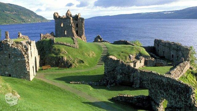 Šiandien ir KASDIEN vežame keleivius į/iš Škotiją