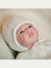 Merinosų vilnos kepurytės