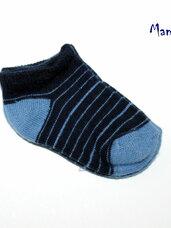 Mėlynos kojinytės kūdikiams