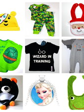 Teminė apranga kūdikiams nuo gimimo iki 1 metukų.