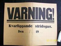 Plakatas 1940 m.