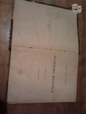 Senovinės knygos ir kitos senienos