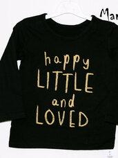 Aukščiausios kokybės marškinėliai ilgomis rankovėmis vaikams