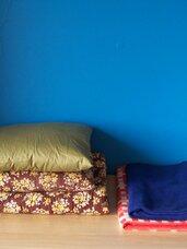 Įvairios antklodėlės