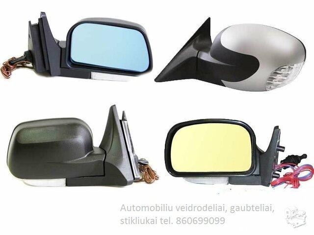 Citroen Grand C4 Picasso veidrodėlis dangtelis stikliukas